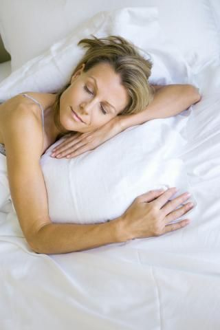 Natural treatments to sleep better.