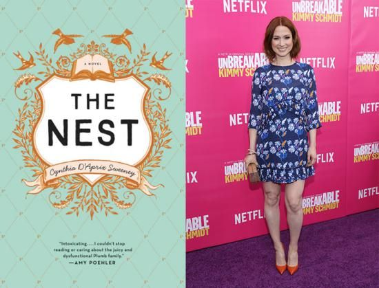 Ellie Kemper on The Nest: 'I Could Not Put This Book Down'