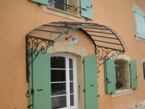 27 best Marquise en fer forgé images on Pinterest Canopies