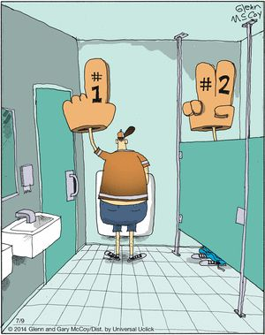 This Is For Those Fans Of Bathroom Humor Humourfunny Cutefunny Cartoonshilarious