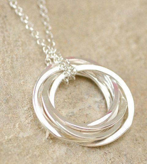 Elijah Wood The Ring Necklace