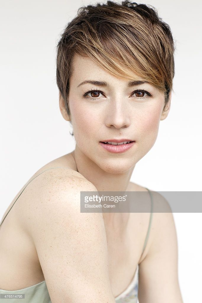 BEVERLY HILLS, CA - NOVEMBER 13: Actress Karine Vanasse is photographed for Self Assignment on November 13, 2013 in Beverly Hills, California. Description from gettyimages.com. I searched for this on bing.com/images