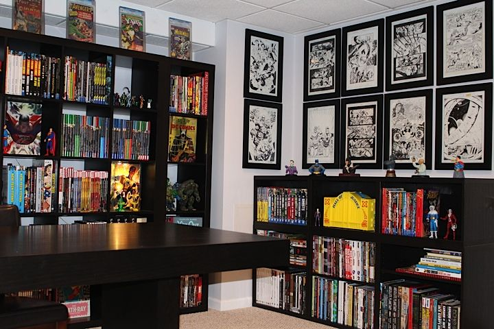Man Caves Book : Top ideas about comic room on pinterest marvel