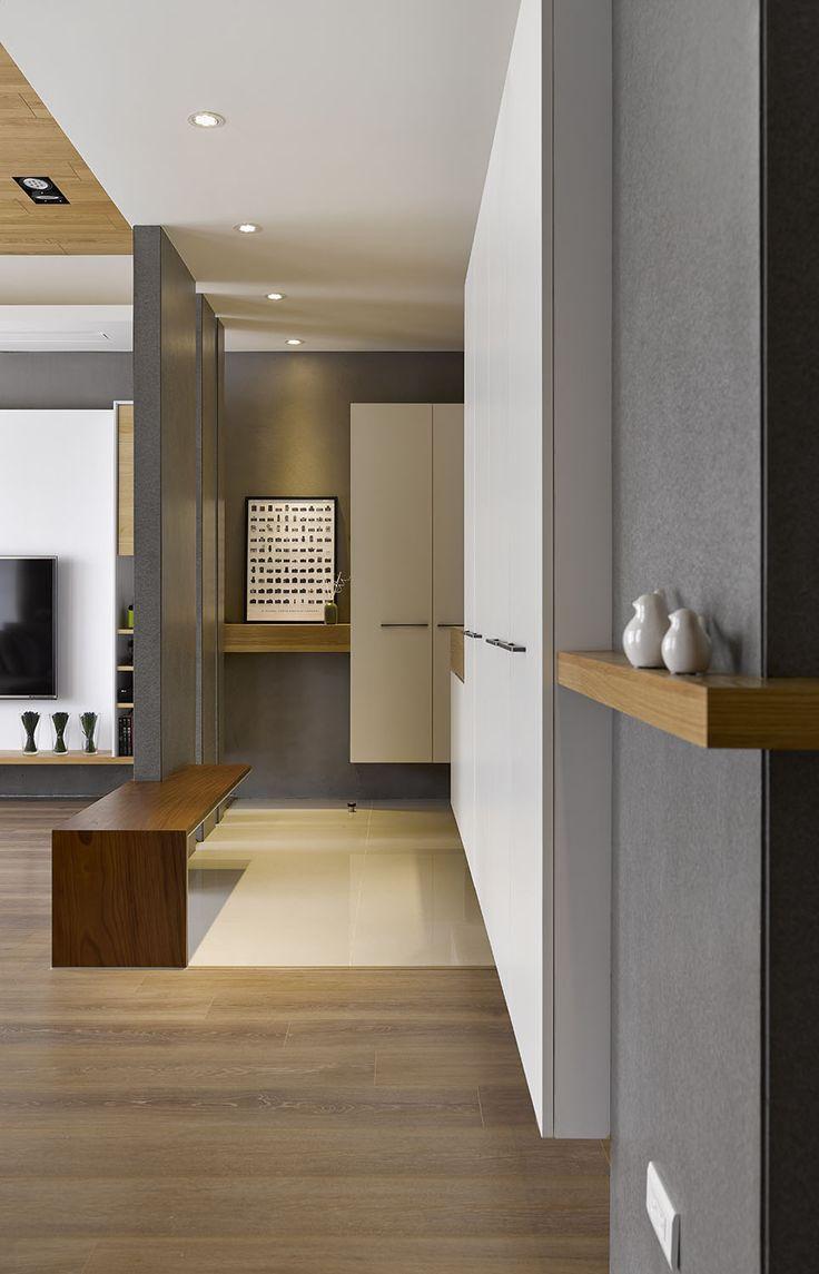 Liu's Warm House by HOYA Design ...