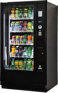 - De 5 à 7 plateaux boissons - De 30 à 42 sélections - Capacité maximum de 336 canettes ou 240 bouteilles -Dimensions : H 1830 mm x L 950 mm x P 845 mm
