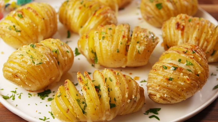 Garlic Butter Potatoes  - Delish.com