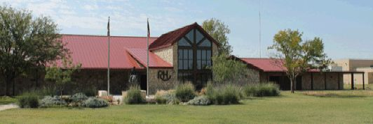 The National Ranching Heritage Center has a cool atmosphere and is in a convient location.