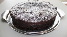 Rezept: Stephanies Lakritz-Kaffee-Schoko-Kuchen