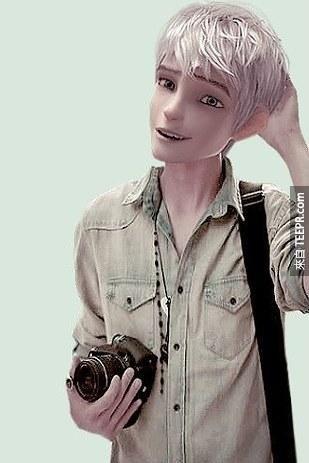 This is  Klaus  he's a  vampire  / werewolf . He's     15 1/2