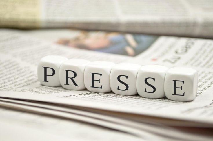 """Pour travailler sur """"La Presse"""" en classe de FLE"""