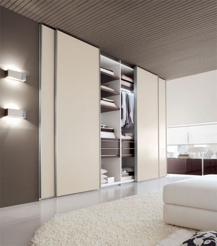 Wall mounted diy bedroom assemble wardrobe almirah closet for Bedroom almirah designs