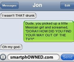 hahahahahaha: Funny Texts, Do Do Dora, Hilarious Texts,  Internet Site,  Website, Web Site, D D Dora, Dora I Wasn T That Drunk, Funny Drunk Texts