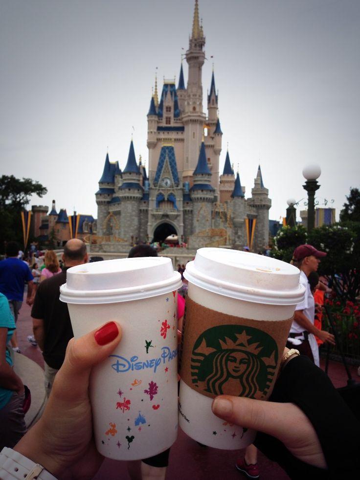 Starbucks at Disney, where were you last year????