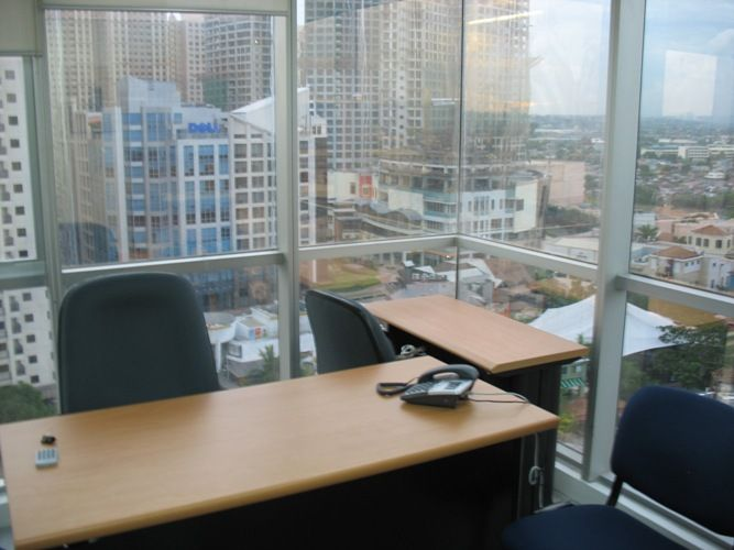 Executive Office View