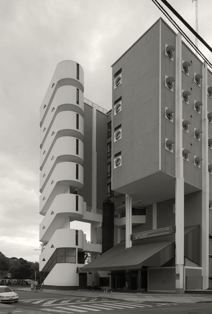 Hospital Naval Central | Buenos Aires, Argentina | Clorindo Testa | photo © Cemal Emden