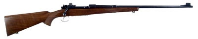"While the Winchester Model 70 is considered the ""Rifleman's Rifle"" not too many have had the pleasure these days of shooting the Model 70's predecessor, the Model 54. The Model 54 was Winchester's first successful bolt action rifle for center fire calibers and when it was introduced in 1925 several of the calibers we consider as standard came with it like the .270, the .22 Hornet and the .220 Swift. The two most commonly encountered calibers are .30-06 and .270."