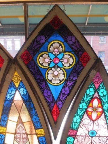 221 Best Images About Vintage Stained Glass Windows On