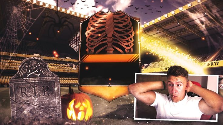 YOU WON'T BELIEVE MY PACK LUCK!! - HALLOWEEN FIFA 17 PACK OPENING