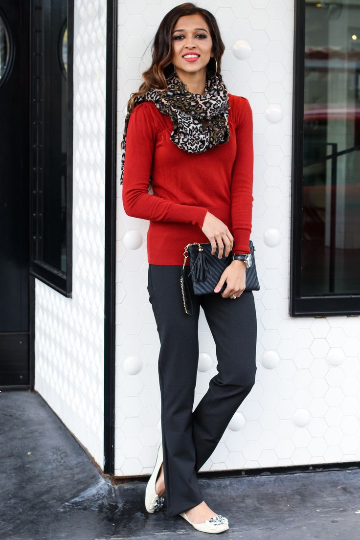 Betabrand Dress Pant Yoga Pants Casual Look by Blogger Cuppajyo