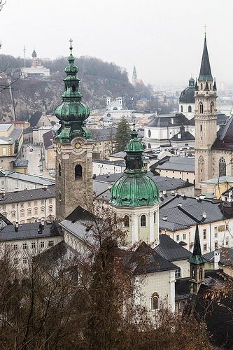 Salzburgo, Austria.