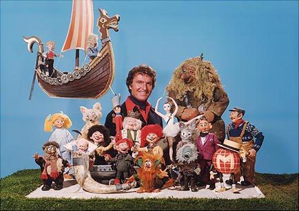 Ivo Caprino (17 February 1920 – 8 February 2001) was a Norwegian film director and writer, best known for his puppet films.