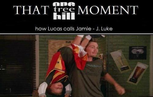 James Lucas Scott. Jackson Brundage. One Tree Hill. OTH. Jamie. Chad Michael Murray. Lucas Scott. That One Tree Hill Moment.
