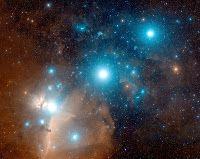 Orion's Belt Wallpaper HD