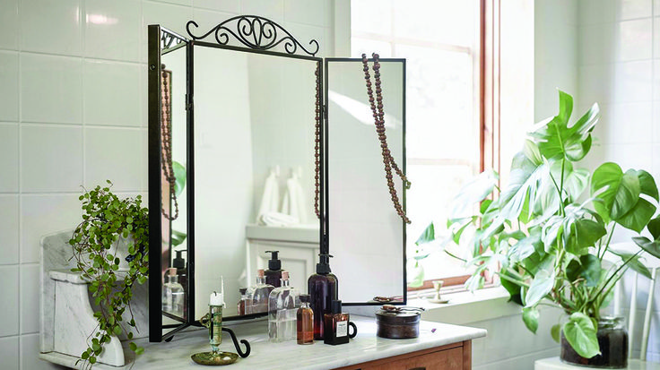 les 20 meilleures id es de la cat gorie miroir bris sur. Black Bedroom Furniture Sets. Home Design Ideas