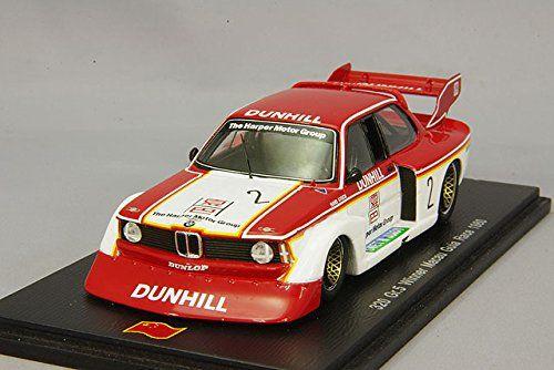☆ スパーク ナショナルモデル 1/43 BMW 320 Gr.5 1980 マカオ ギアレース ウィナー #2 H.J.スタック スパーク http://www.amazon.co.jp/dp/B014SVGTME/ref=cm_sw_r_pi_dp_7Xf6vb1M8TQD1