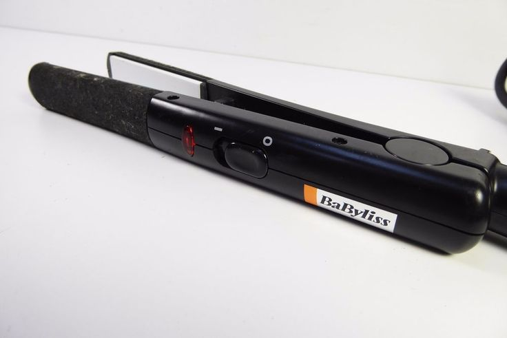 Babyliss Hair Straighteners Type C31 2025HU 1605847 #Babyliss