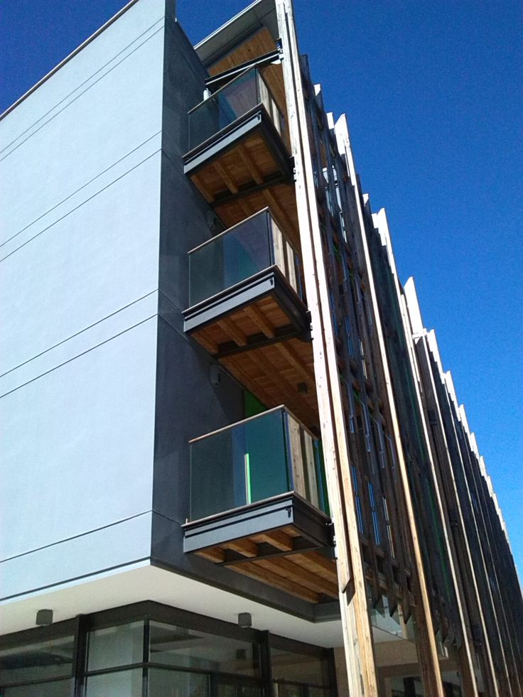 "Quartiere ""Le Albere"" a Trento_negozi, uffici e residenza - Renzo Piano Building Workshop  http://lealbere.it/"
