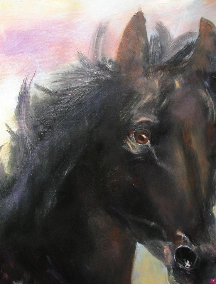 cavallo di Gisela Wendy Krüger