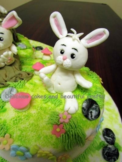 Rabbit Cake Images