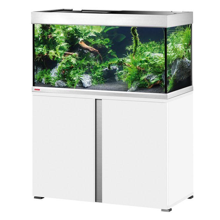 Animalerie  Ensemble aquarium/sous-meuble EHEIM proxima 250  moka brillant