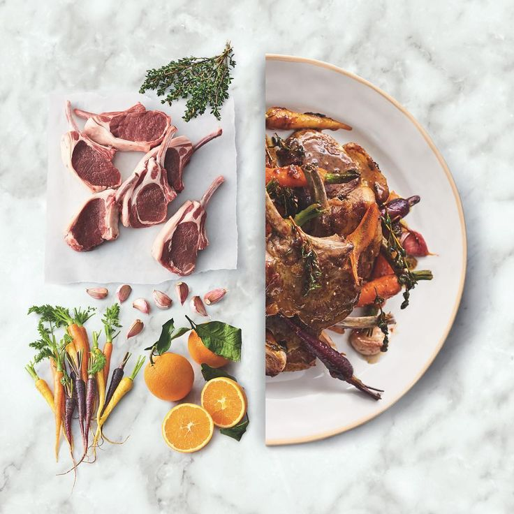 Who's for lamb chops tonight? 🤔🙋 The rub on these is ridiculously good and completely fuss-free. A super-simple Friday night feast! Recipe in #QuickAndEasyFood - book link in the bio.