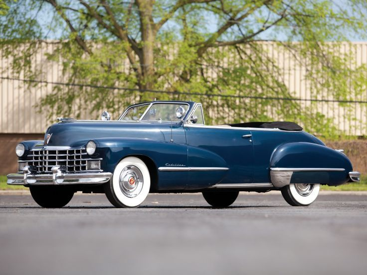91 Best Cadillac 1944 1947 Images On Pinterest Old
