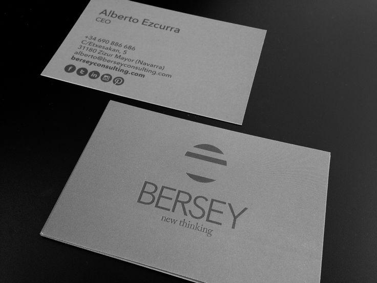 Tarjetas Bersey