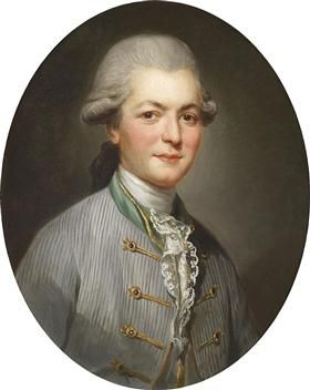 Charles Joseph de Pallu - Joseph Ducreux