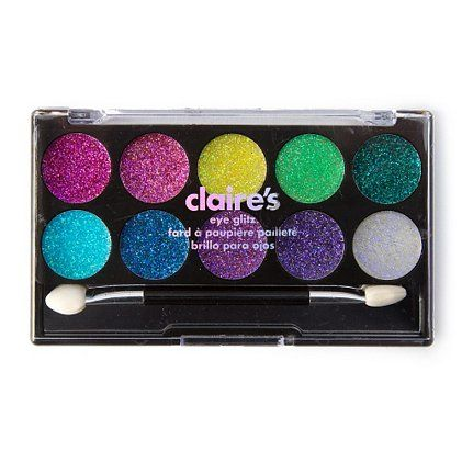 A little glitter on your eye lids at #prom will make you shine