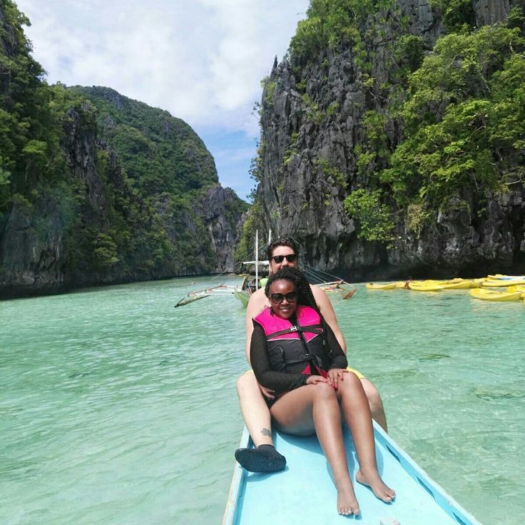 Big lagoon - El Nido Philippines