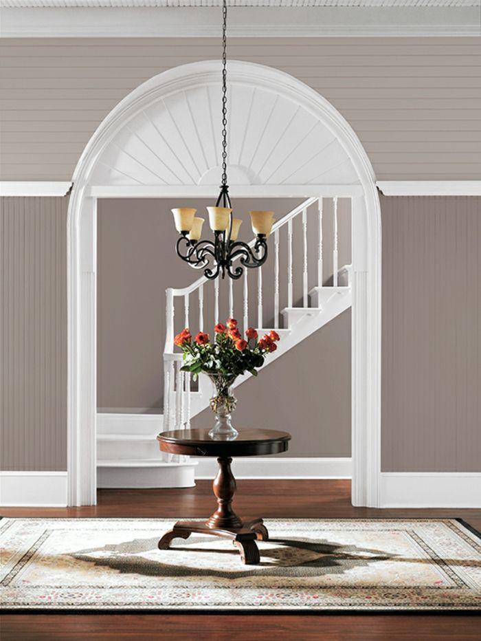 17 meilleures id es propos de escalier en bois peint sur pinterest escali - Home staging escalier ...