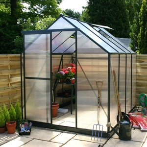 poly carbonate greenhouse 10x8