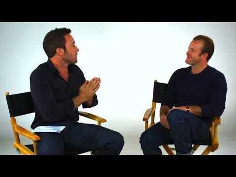 ♥♥♥  Hawaii Five-0 - Alex O'Loughlin and Scott Caan Answer Fan Questions - YouTube - This is THE BEST!!!  I just love them together!!!