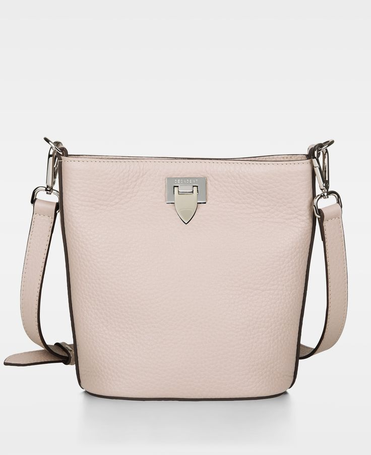 DECADENT Sophie Small bucket bag, Soft pink