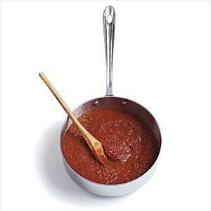 Slow-Roasted Tomato Marinara - Use for pizza, spaghetti with meatballs, baked ziti