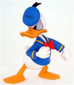 Donald Duck's middle name is Fauntleroy.  Now you know  -- in case someone asks. :)