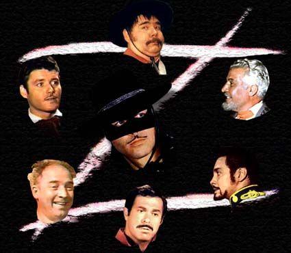 Walt Disney's Zorro.