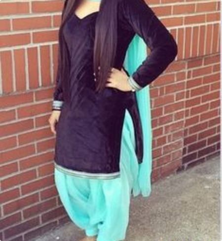 Shop online for Beautiful velvet  punjabi salwar suit at best price. Buy Beautiful velvet  punjabi salwar suit and get 16.67% Discount by nivetas on Kraftly.