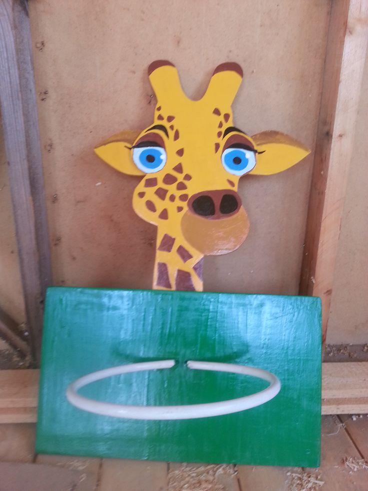 Жираф - баскетбольное кольцо