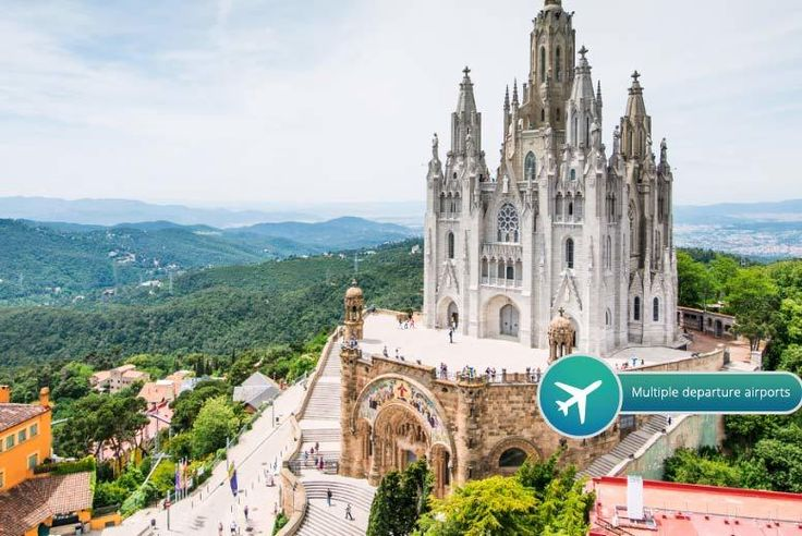 Discount 2-5nt 4* Barcelona Beach Getaway, Champagne & Flights for just £89.00 Enjoy a two, three or four-night getaway to sunny Barcelona.   Stay at the 4* Hotel Front Maritim, overlooking the beach and the beautiful Balearic Sea while you sip on crisp Champagne.  Visit the Sagrada Familia, relax in Park Guell or hit the beach!   Includes return flights from Stansted.  Minimum 40 hours in...